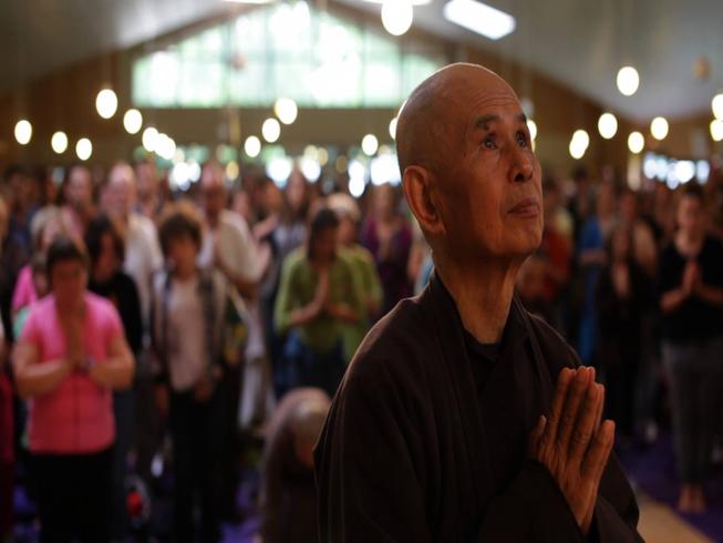 Công chiếu phim tài liệu về Thiền sư Thích Nhất Hạnh