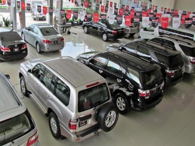 Từ 1-3: Kiểm tra từng ô tô nhập khẩu