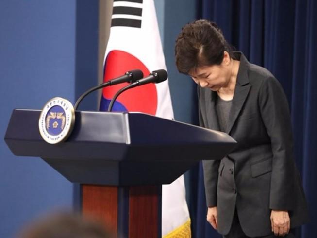 Tổng thống Hàn Quốc chính thức bị phế truất