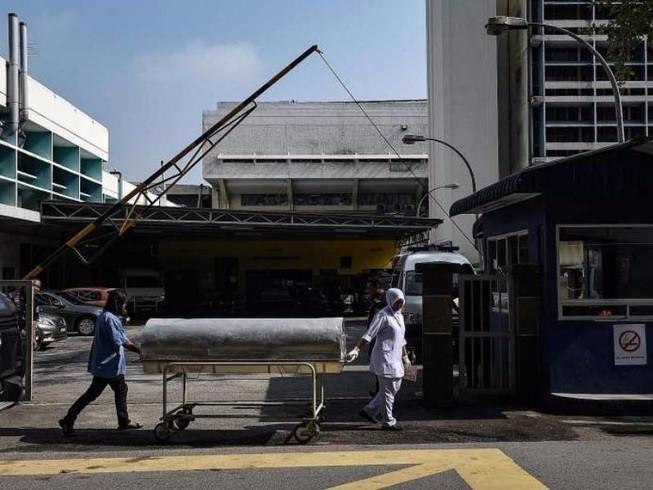 Thi thể ông Kim Jong-nam đã được đưa khỏi bệnh viện?
