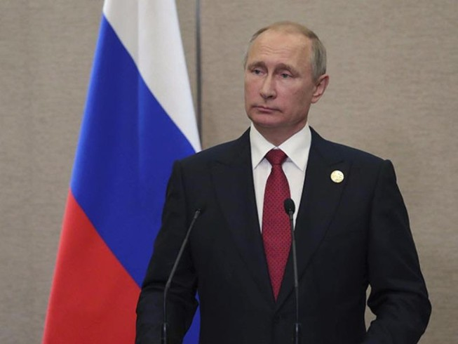 Ông Putin đổ lỗi cho Mỹ gây căng thẳng Triều Tiên