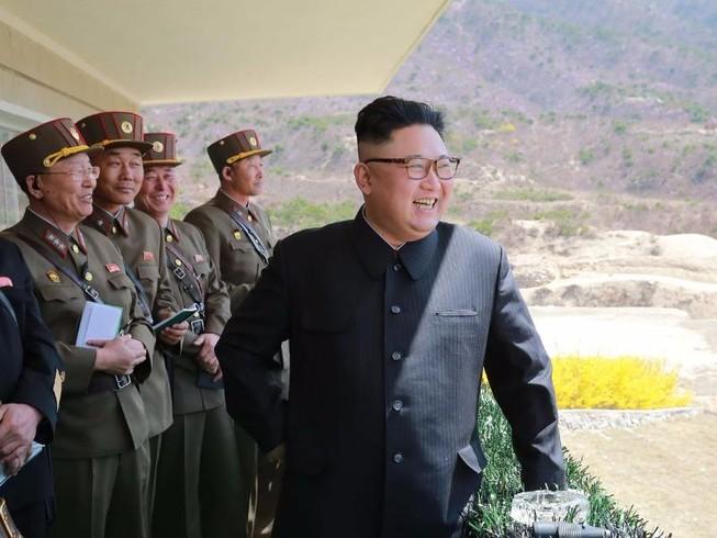 Triều Tiên có thể sắp thử hạt nhân lần 7