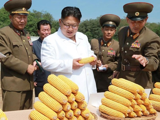 Ông Kim Jong-un nói kinh tế Triều Tiên tăng trưởng tốt
