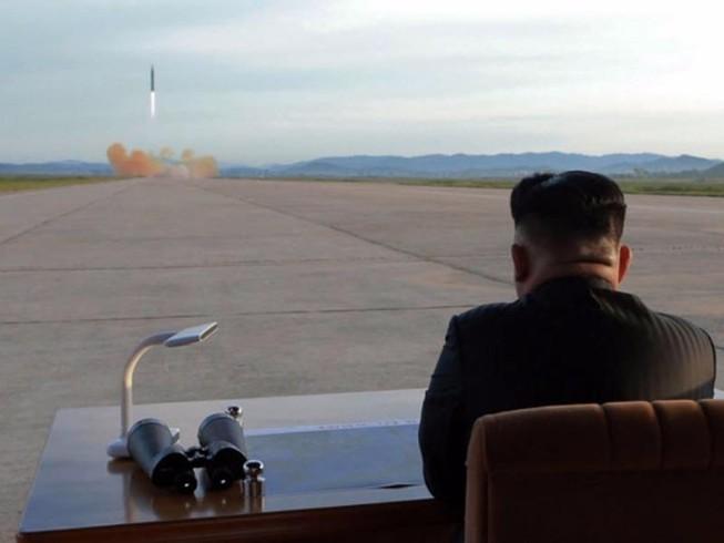 Động đất gần bãi thử hạt nhân của Triều Tiên