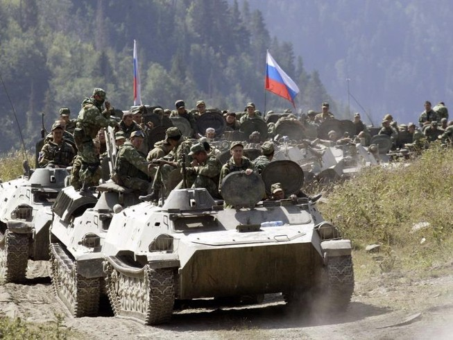 Nga tuyên bố toàn bộ Syria được giải phóng khỏi IS
