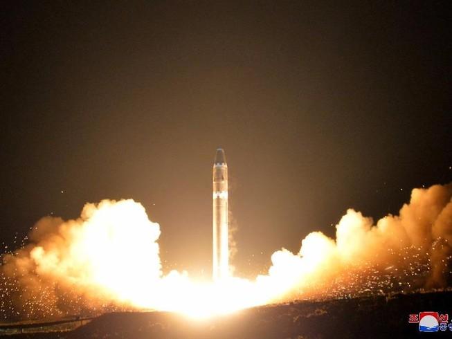 Không phận Triều Tiên có thể thành vùng cấm bay
