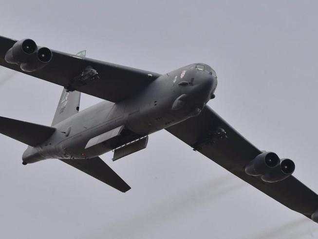 Mỹ điều pháo đài bay B-52 đến Syria tham chiến
