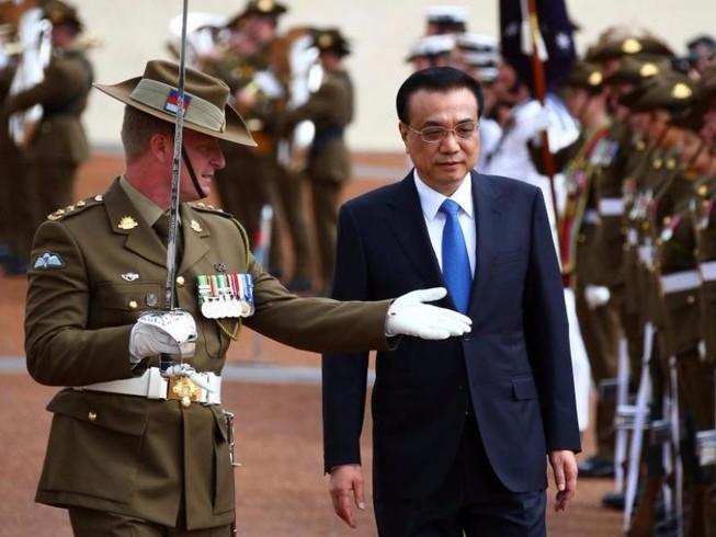 Thủ tướng Trung Quốc xác nhận có đặt vũ khí ở biển Đông