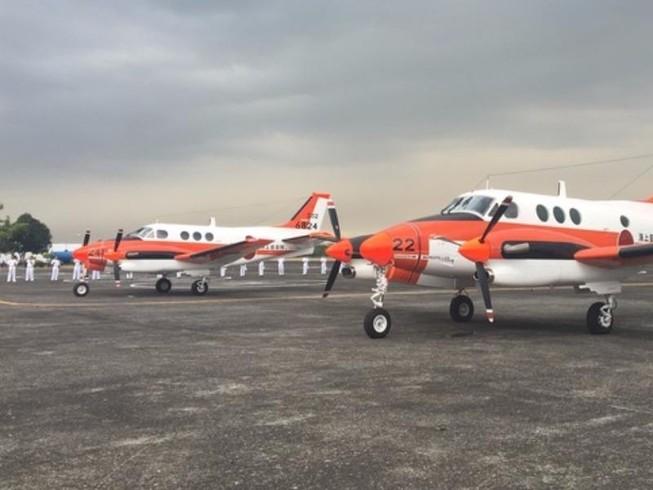 Nhật bàn giao Philippines 2 máy bay tuần tra biển Đông