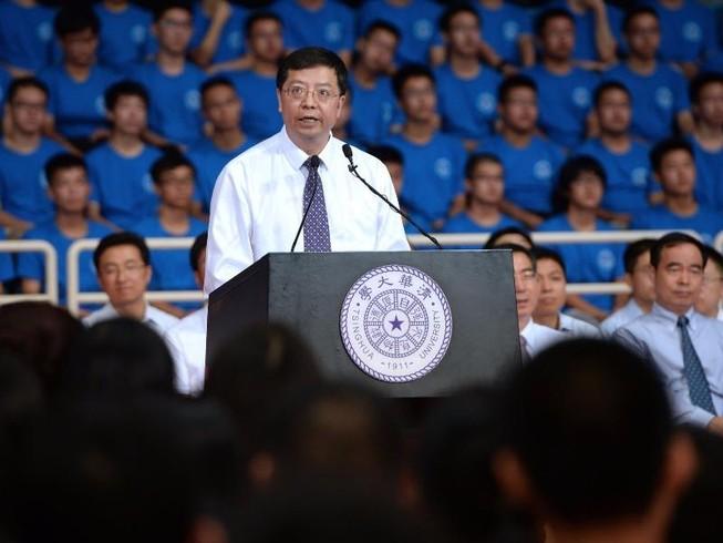 Quy định gây tranh cãi đối với sinh viên Trung Quốc