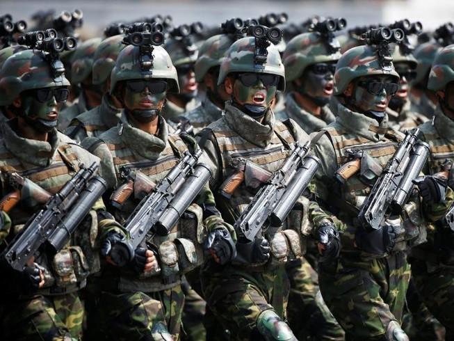 Ông Trump 'sẽ hành động để chấm dứt vấn đề Triều Tiên'