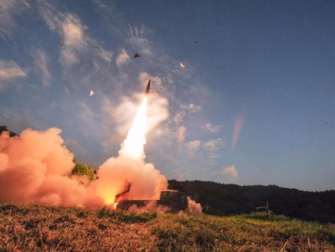 Hàn Quốc diễn tập tấn công khu thử hạt nhân Triều Tiên