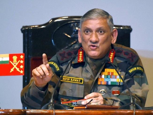 'Ấn Độ cần đề phòng chiến tranh kép với TQ và Pakistan'