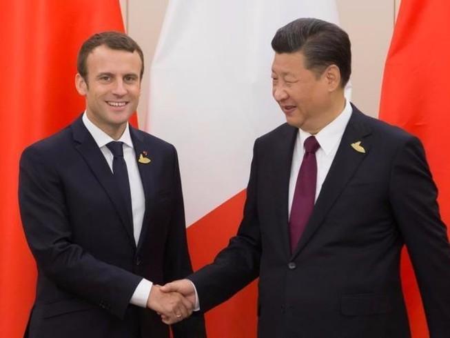 TQ nhờ Pháp giúp sức giải quyết căng thẳng Triều Tiên