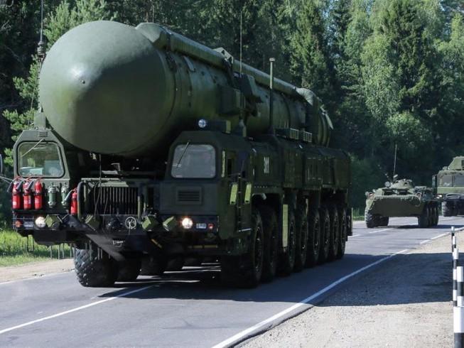Nga phóng tên lửa trúng mục tiêu cách xa 6.000 km