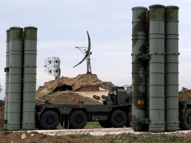 Mỹ-Thổ bất đồng vụ Nga bán tên lửa S-400 cho Ankara