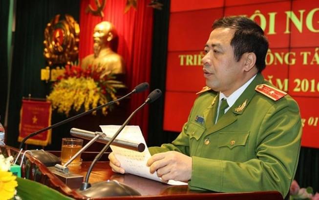 Thiếu tướng Phạm Văn Các làm cục trưởng C47