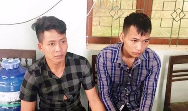 2 cô gái  tố cáo 4 kẻ buôn người