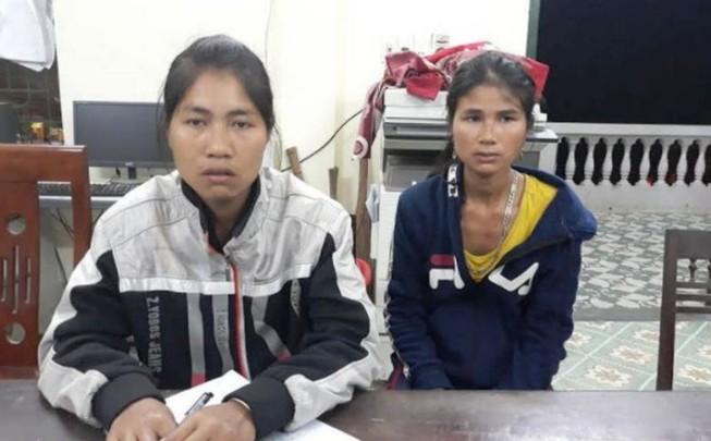 3 thiếu nữ bị bán sang Trung Quốc trốn thoát về nước