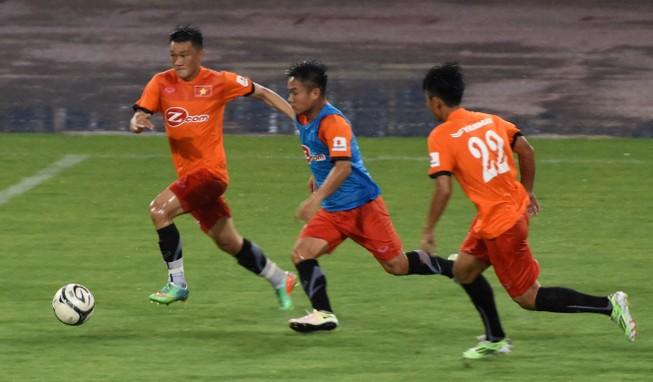 Đinh Thanh Trung lập hat trick đầu tiên ở V-League