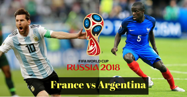 Pháp thua Argentina nhiều hơn thắng