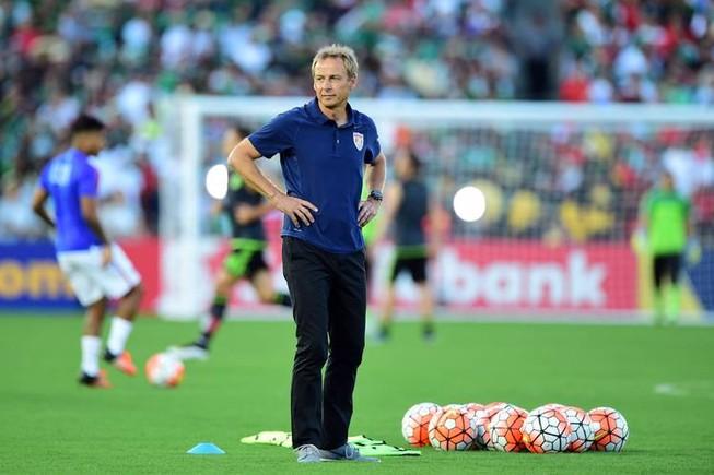 Klinsmann đặt cược tuyển Anh vào chung kết World Cup 2018