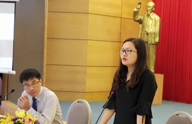 Bộ trưởng Phùng Xuân Nhạ cảm ơn nhà báo, chuyên gia