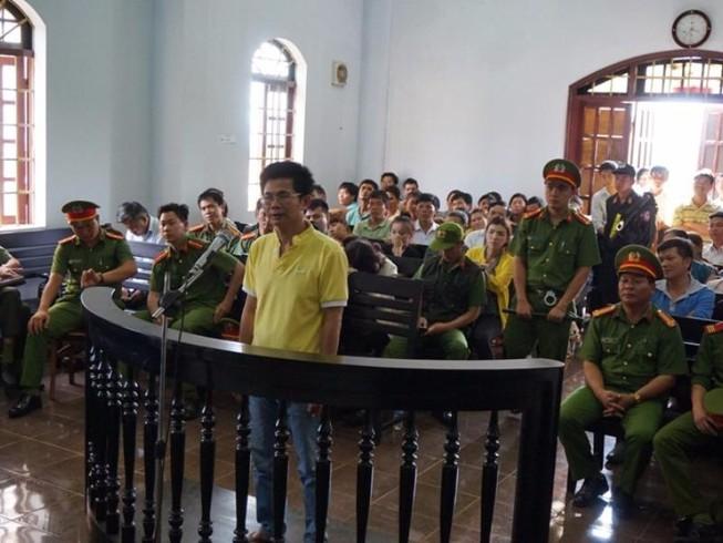 Trần Minh Lợi 'cảm thấy day dứt vì bị cáo An'
