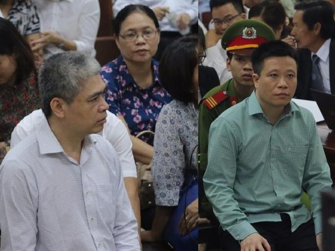 Nguyên TGĐ OceanBank Nguyễn Xuân Sơn bị đề nghị tử hình