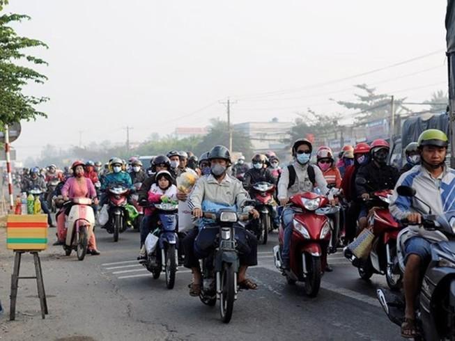Điều chỉnh giao thông trên đường Phan Văn Đối