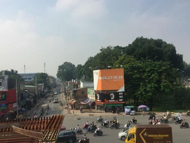 Điều chỉnh giao thông khu vực Nguyễn Kiệm, Nguyễn Thái Sơn