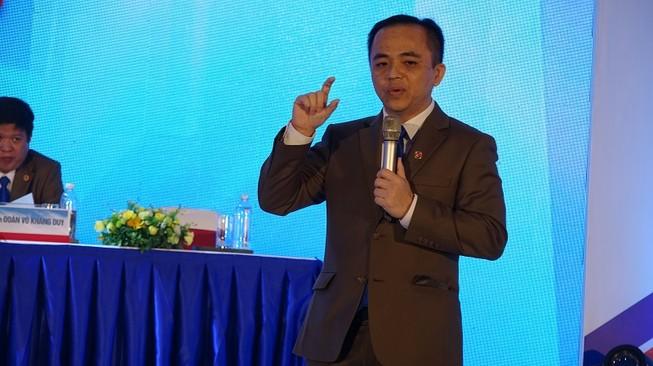 Tân chủ tịch Hội Doanh nhân trẻ TP.HCM