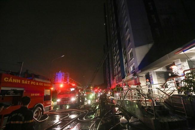 577 sẽ có chủ mới sau vụ cháy Carina làm 13 người chết?