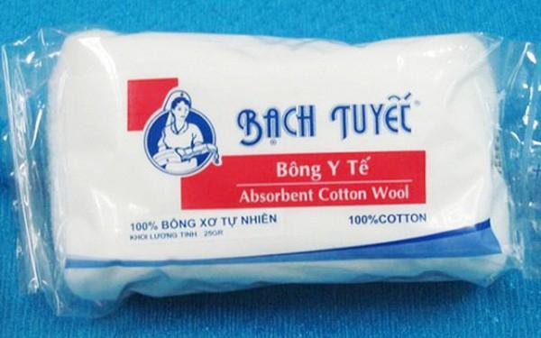 Có thời điểm sản phẩm bông y tế của Bông Bạch Tuyết từng chiếm 90% thị phần tại Việt Nam.
