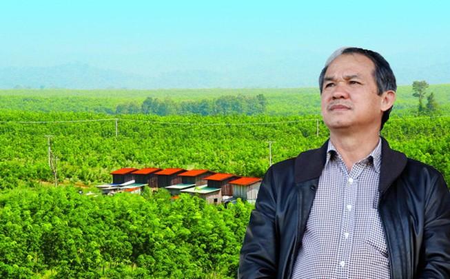 Bầu Đức muốn có thêm tiền trồng ớt, chuối… nhưng bất thành