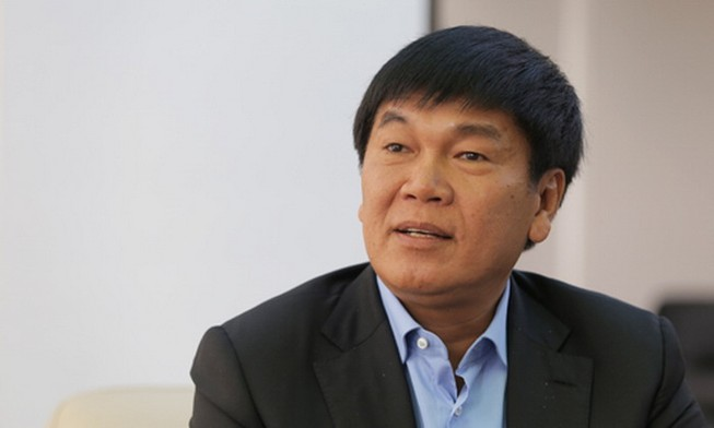 Ông Trần Đình Long muốn tìm lại danh hiệu tỉ phú USD đã mất