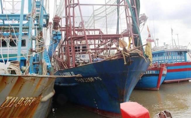 Vụ tàu vỏ thép hư hỏng, sẽ làm việc với cơ quan công an