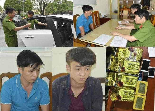 Nhận 1,5 tỉ đồng của người lạ đi mua ma túy thì bị bắt