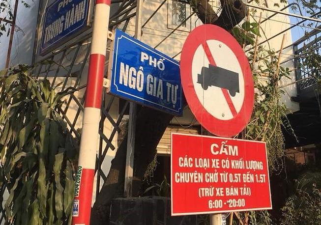 Doanh nghiệp Hải Phòng bức xúc vì cấm xe tải ban ngày
