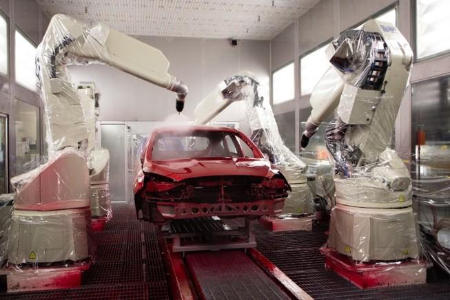 Ford tiến tới giảm dùng nước sạch trong sản xuất