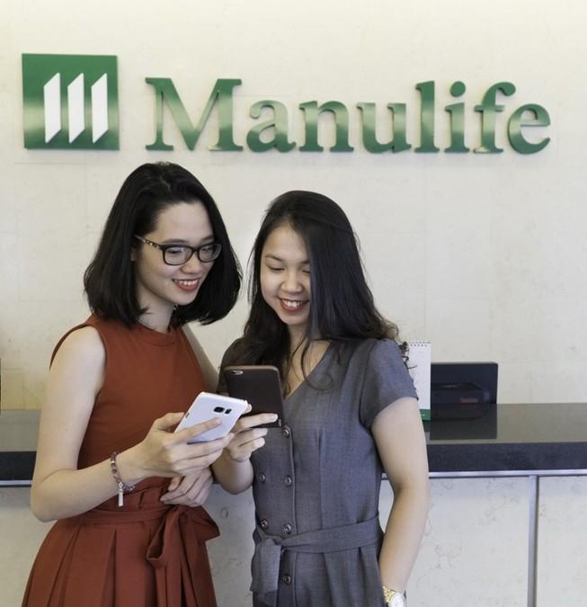 Manulife Việt Nam ứng dụng Zalo phục vụ khách hàng