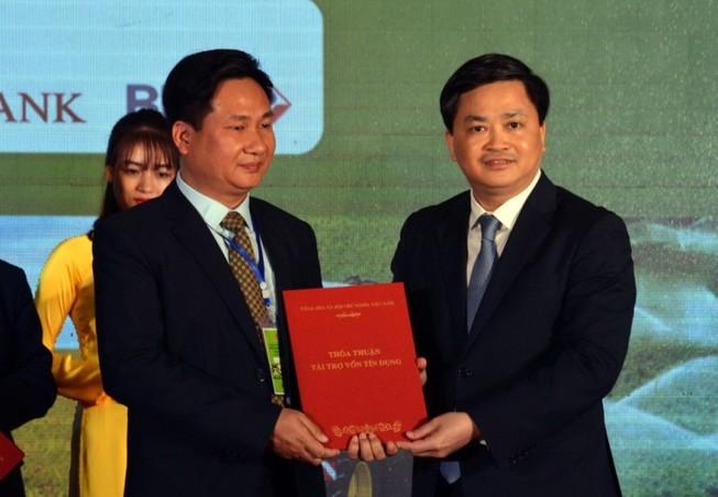 Vốn VietinBank 'chảy' vào các dự án sản xuất kinh doanh