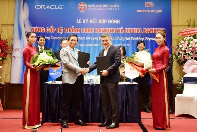 SCB nâng cấp hệ thống Core Banking và Digital Banking