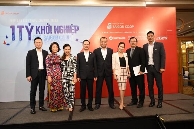 Khởi nghiệp 1 tỉ đồng cùng Saigon Co.op