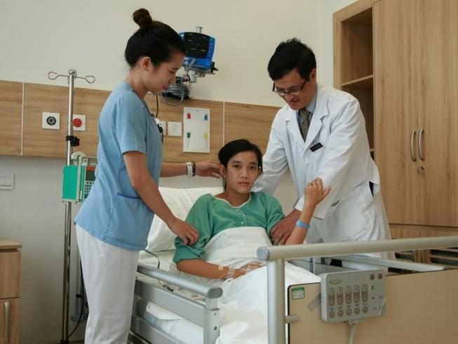 Vinmec hỗ trợ 70% phí điều trị tim mạch, ung bướu