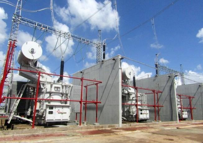 Đóng điện trạm biến áp số 2 dự án 500/220 kV Pleiku 2