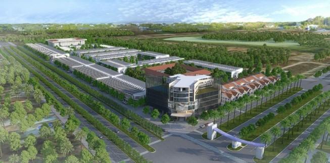 Vì sao dự án đất nền tại Long An liên tiếp cháy hàng?