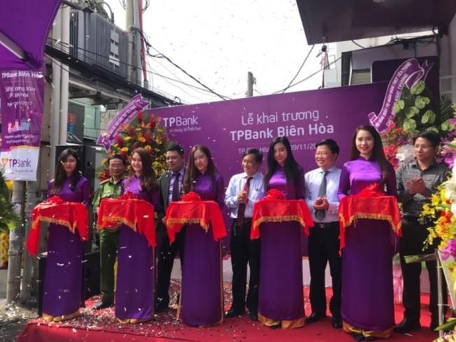 TPBank khai trương thêm điểm giao dịch tại Đồng Nai