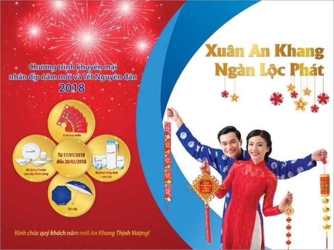 Ngân hàng Bản Việt khuyến mại Tết Nguyên Đán 2018