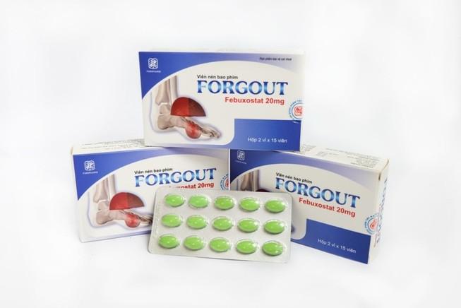 Phương pháp mới dành cho người bệnh gout lâu năm